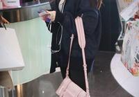 看了鞠婧禕的機場私服,終於知道如何穿出大長腿,學她穿搭你也能