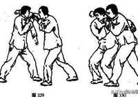 實用擒拿術抱腰過背和抱腿過背摔法技巧