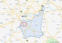 重慶主城面積最大的區,人口超百萬,擁有云篆山景區