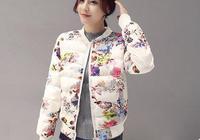 小個子顯瘦棉衣女秋冬2017新款韓版矮個子女裝棉服150cm顯高外套
