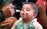 實拍:敘利亞兒童們生活現狀 每天吃飯的情景刺痛全世界