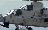 武直10還是原型機看著霸氣,可惜了發動機