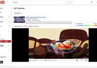YouTube Analytics幫助製作者創造更精彩的全景視頻