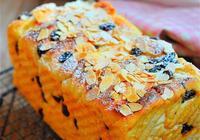 告白添加劑,自己做最好吃的吐司麵包~煉奶提子吐司麵包