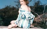 紅顏多薄命,經典劇照回顧好萊塢絕世美女格蕾絲·凱利一生