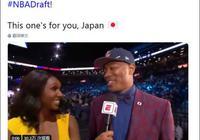 日本籃球的第一次:八村塁在NBA選秀大會上被選中