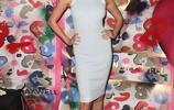 歐美明星街拍|吉吉·哈迪德闊腿褲似裙子,Olivia白色裝束好清純