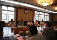 陽泉市市領導楊自明、靳潤喜到陽煤集團 督導調研信訪穩定工作