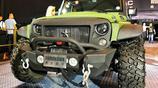 國內廠家爆改吉普牧馬人,造出六輪驅動越野車,超越G級6x6²