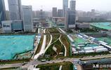 """濟南中央商務區""""改名""""了嗎 第一個公園也現身"""