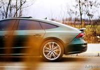保時捷帕納梅拉VS全新奧迪A7!百萬豪華轎跑的越級對比!