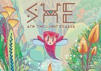 手繪童話解謎遊戲《她和光之使者》6月6日登陸SWITCH