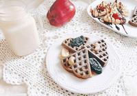華夫餅-烤箱版 寶寶喜歡的快手早餐和下午茶