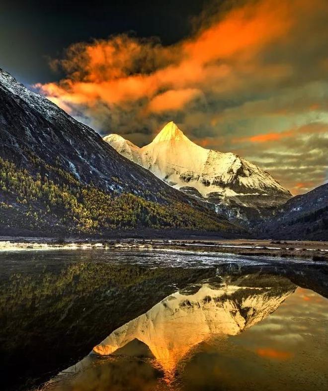 拍攝風景需要發現美和表現美,還要把人文元素呈現出來