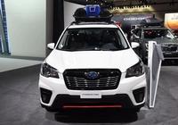 別總盯著途觀,斯巴魯全新SUV來了,全時四驅系統,不足23萬