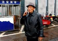 點贊!孝昌77歲退休老人拾金不昧 盡顯孝昌誠信之風!