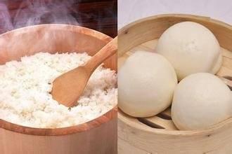 米飯和饅頭哪個升血糖快?