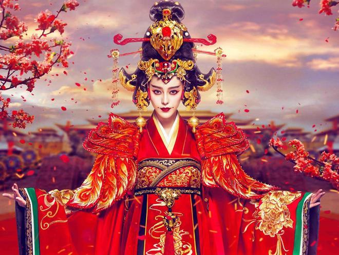 中國歷史百大名媛榜(一),或傾城傾城,或禍國殃民!