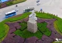 斷臂花木蘭雕塑被拆,已被連夜運往木蘭山