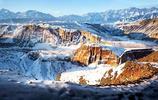 看了新疆的安集海大峽谷,美國的科羅拉多峽谷就別去了!