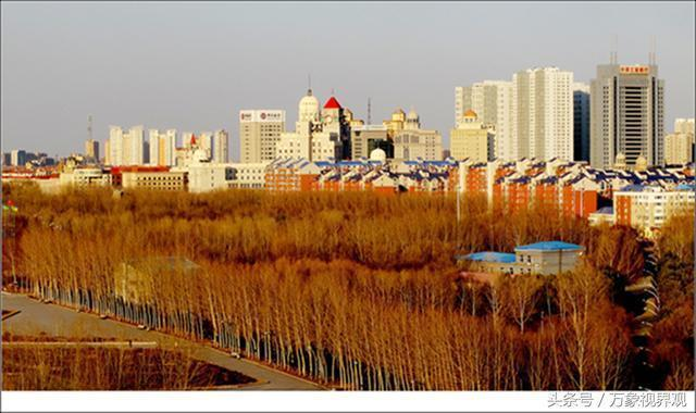 原創:圖說大慶——大慶的秋天很深沉