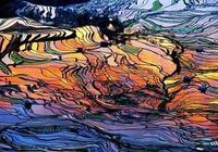 雲南元陽梯田進入最佳觀賞期,景色壯觀,仙氣十足,驚豔全世界!