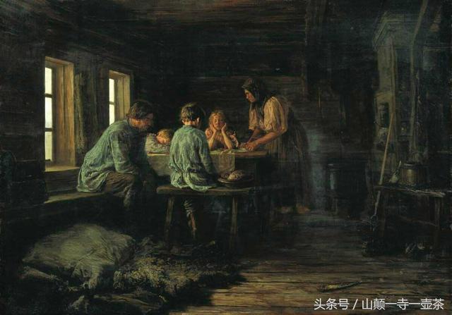 現實主義畫家——瓦西里馬克西莫夫