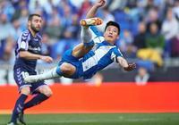 武磊出場6輪西甲之後,又收到一個利好消息,主力位置徹底穩了!