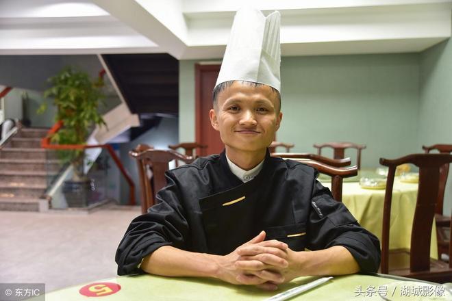 四川小夥酷似馬雲,夢想見馬雲想和他喝茶還想給燒一道菜