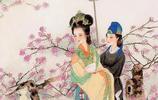 王叔暉,畫筆下的美人,美醉了,她是唯一被譽為大師的女畫家