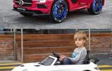 奔馳奧迪兒童四驅電動車,拉風兒童電動摩托車