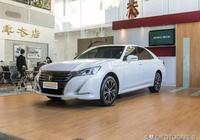 現款豐田皇冠 2.0T實拍,難道只有懂車的人才會買它?