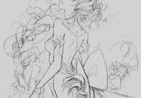 「繪畫欣賞」一位來自韓國的自由插畫師的人物繪畫,超美!