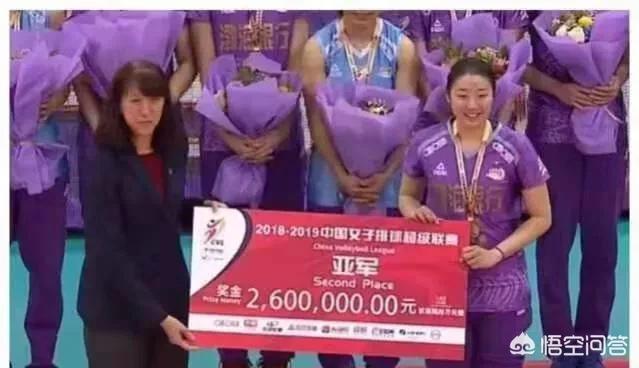 為什麼是姚迪出來領亞軍260萬獎金,而不是隊長楊藝呢?