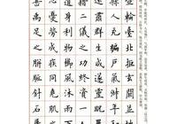 盧中南原來也是硬筆書法名家嗎?