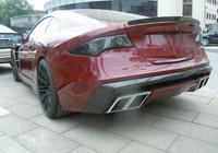 全中國就7輛,車標像國產漢騰,售價高達1200萬,最高時速352