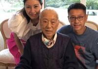 李嘉欣公公去世,一代財閥享年97歲,與兒子許晉亨不同他始終如一