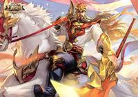 王者榮耀:老夫子克關羽,典韋克老夫子,而他專治典韋各種不服