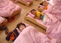 睡午覺和不睡午覺的孩子差別巨大 上幼兒園你就知道了!