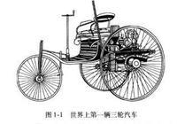 汽車發展史之汽車由來!
