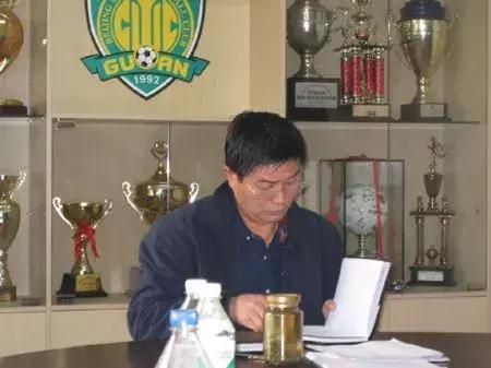 """那個""""馴服""""了高雷雷的男人,北京足球的大爺—楊祖武"""