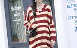 孕期也能高調美!7款時尚減齡的孕婦毛衣,提升辣媽甜美度