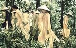 68年前美麗的越南女人:穿奧黛優雅貴婦,少數民族女子黑齒為美