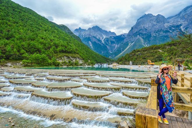 在麗江,為愛不用走天涯,可以去玉龍第三國