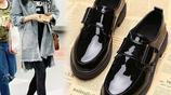 今春流行這樣的女鞋,顯高優雅有氣質,一次給老婆買了三雙