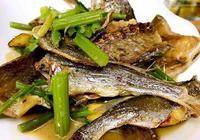 鹹魚炒芹菜