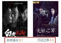 潘粵明的《白夜追凶》和小姨媽的《無證之罪》,到底哪個更好看?
