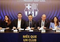 西甲巴塞羅那與NBA球員保羅·加索爾簽約