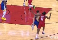 G4哈登再度使出伸腿投籃,但裁判果斷吹罰湯普森犯規,如何看待這一判罰?