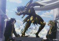 聖鬥士星矢,最熱血的巨蟹座黃金聖鬥士馬尼戈特